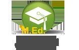 اللقب الثاني .M.Ed